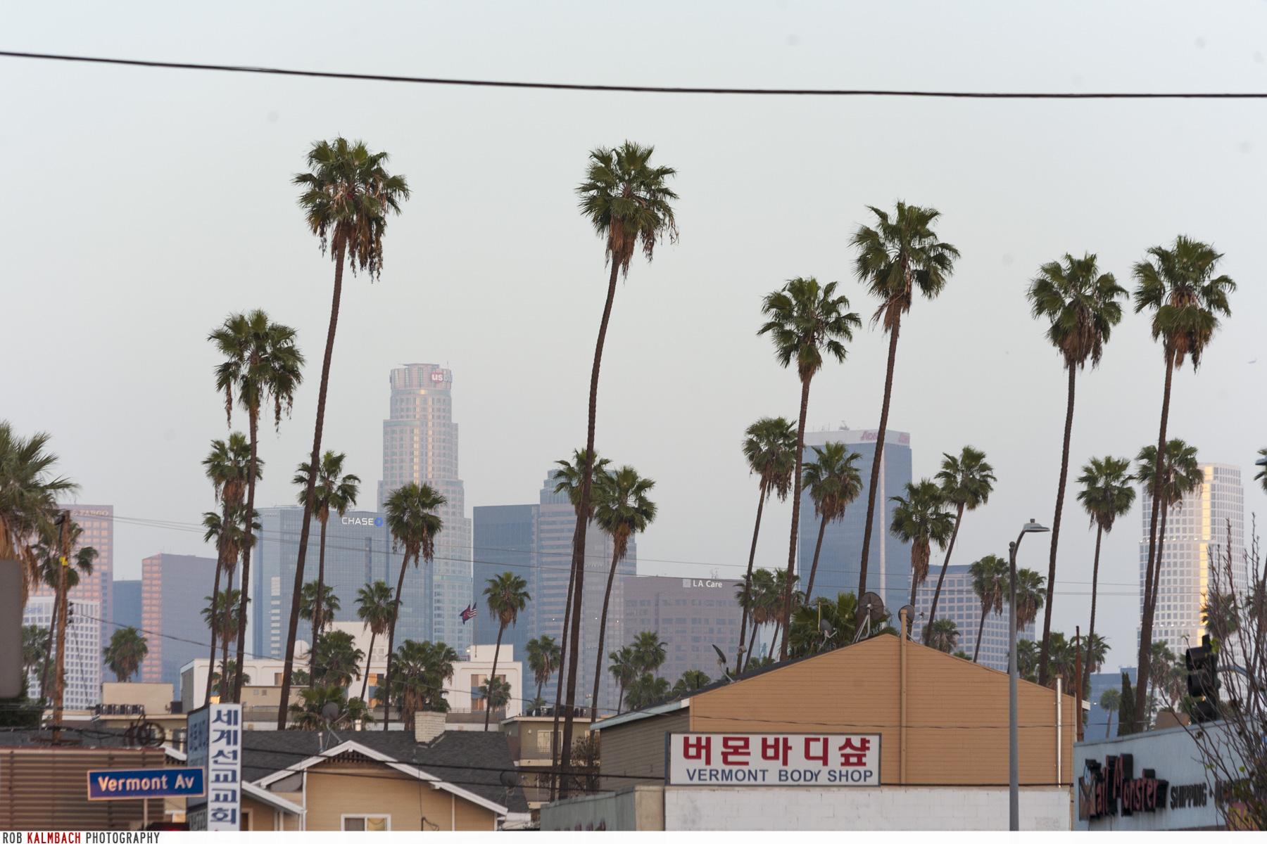 Korea Town, LA