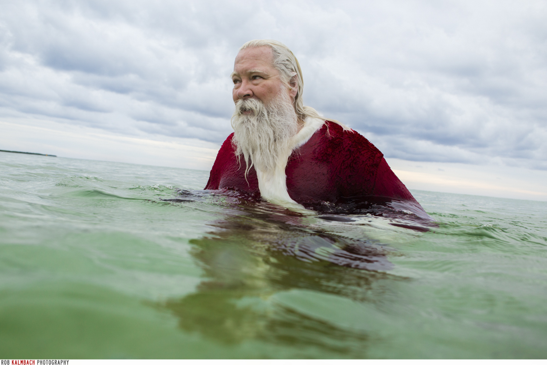 Santa vacay