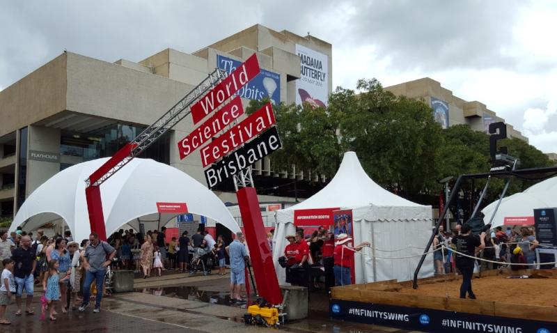 World Science Festival Brisbane, 2016