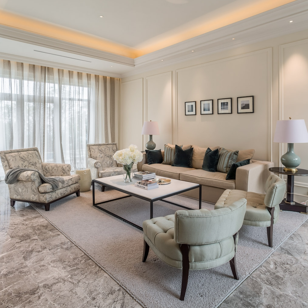 Attitude Asia Interior Design Hong Kong Luxury residential interior by Suzanne Wong