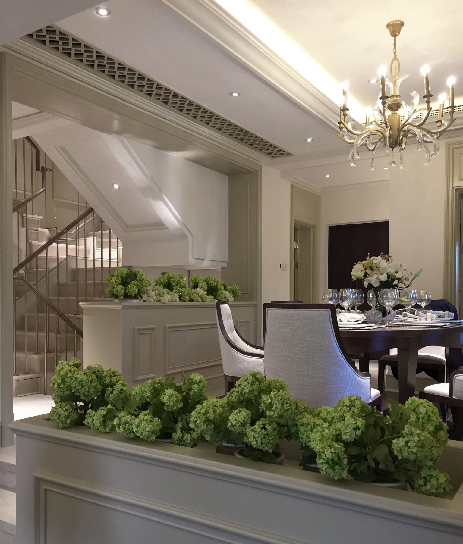 Attitude Asia Interior Design Luxury residential interior by Suzanne Wong Qingdao Tangdao Bay Villa