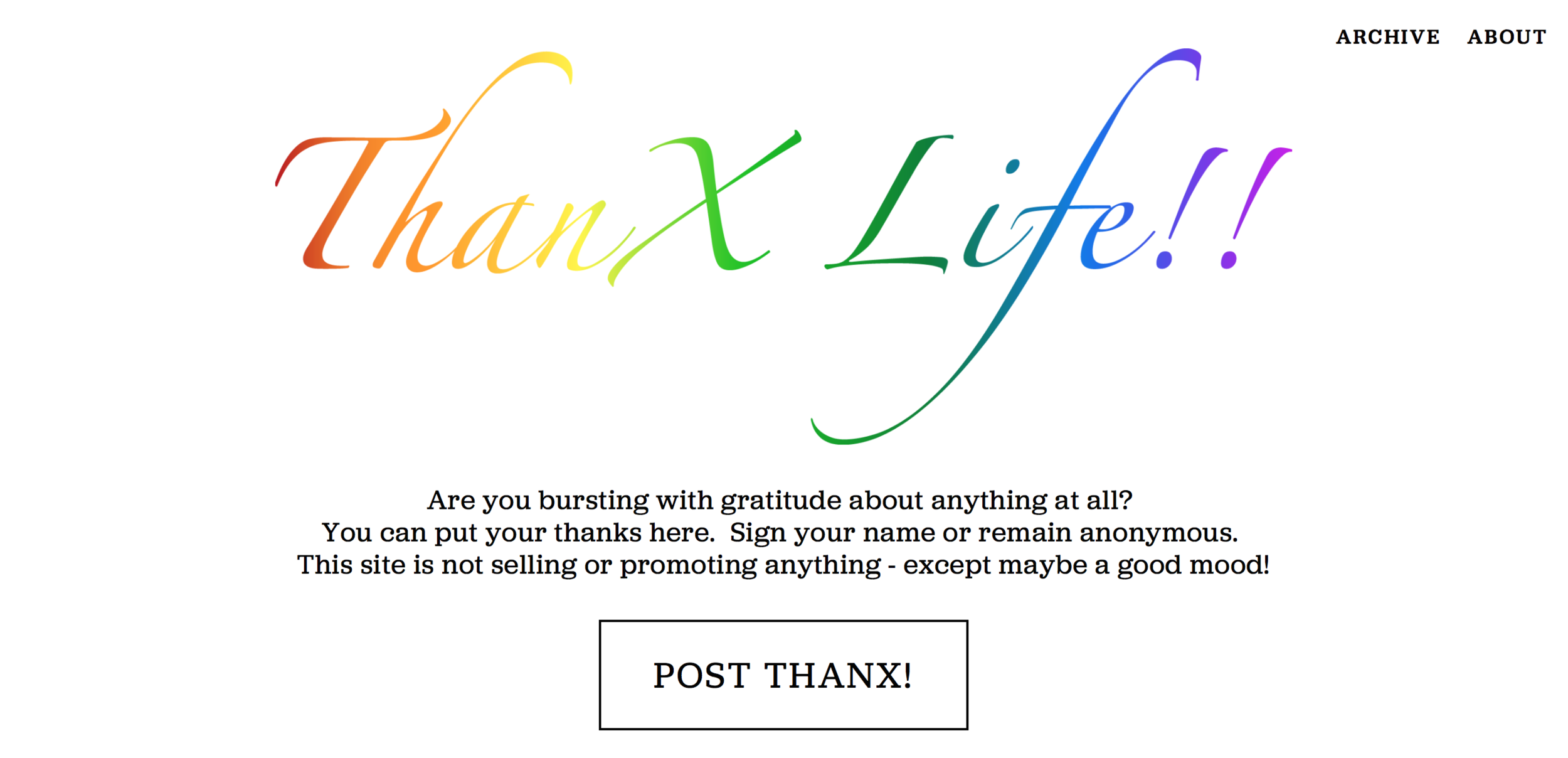 Thanx Life home page.png