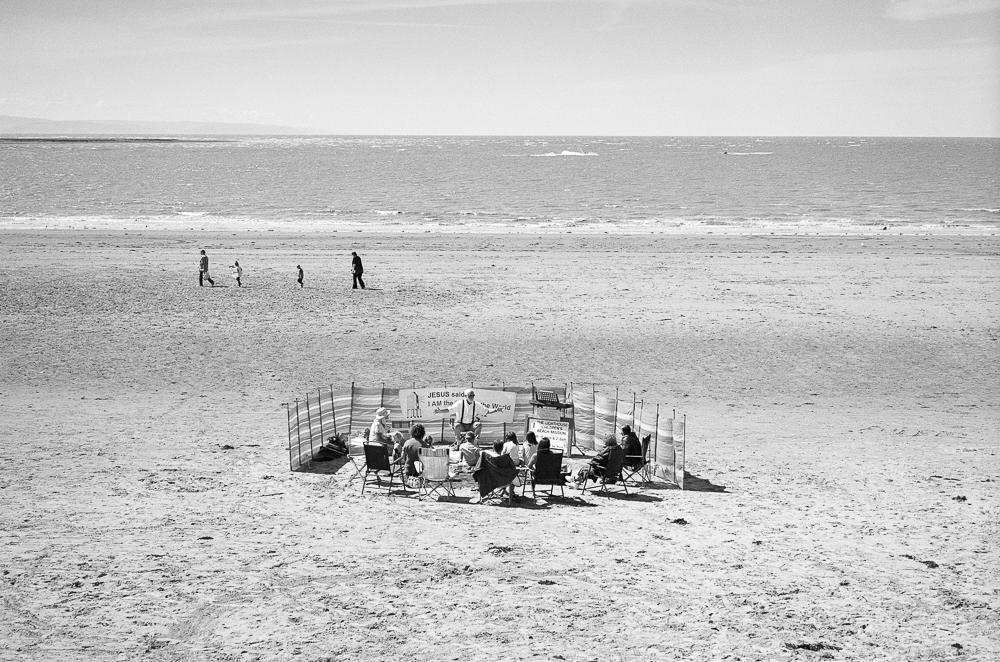 Sermon on the Sand