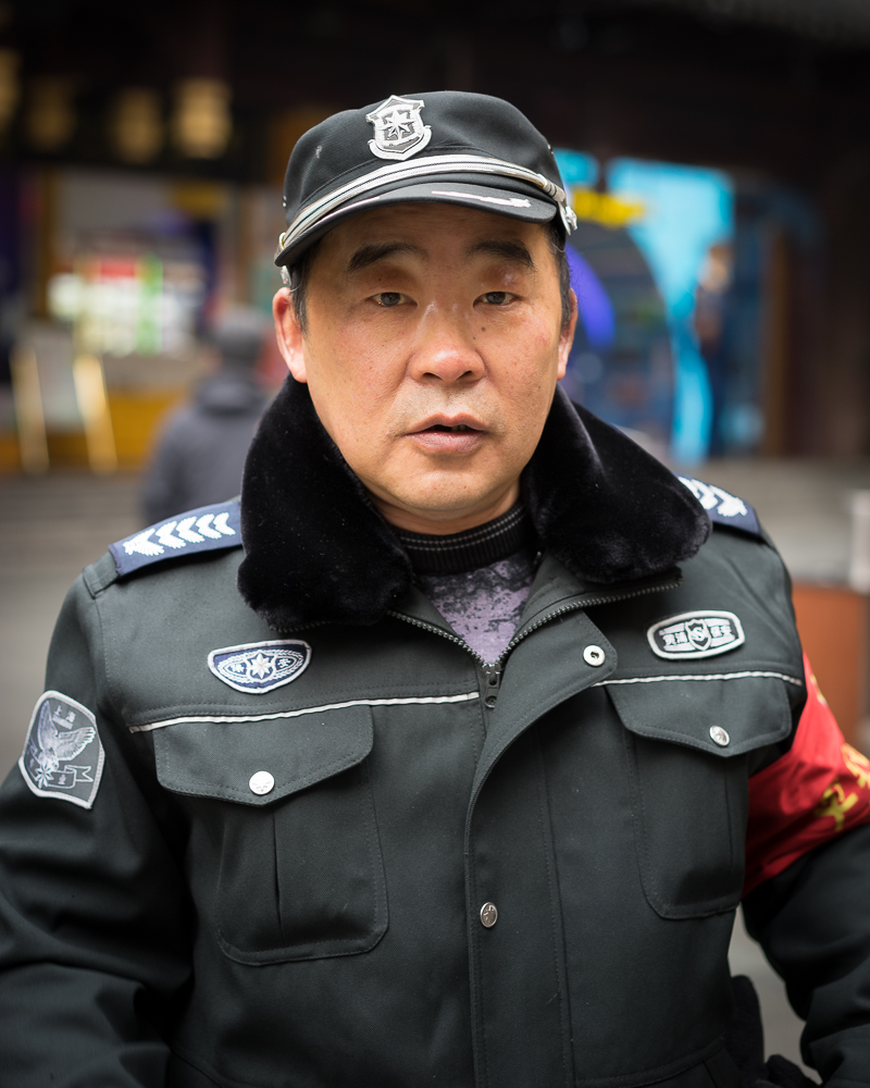 The Officer , Sony A7II