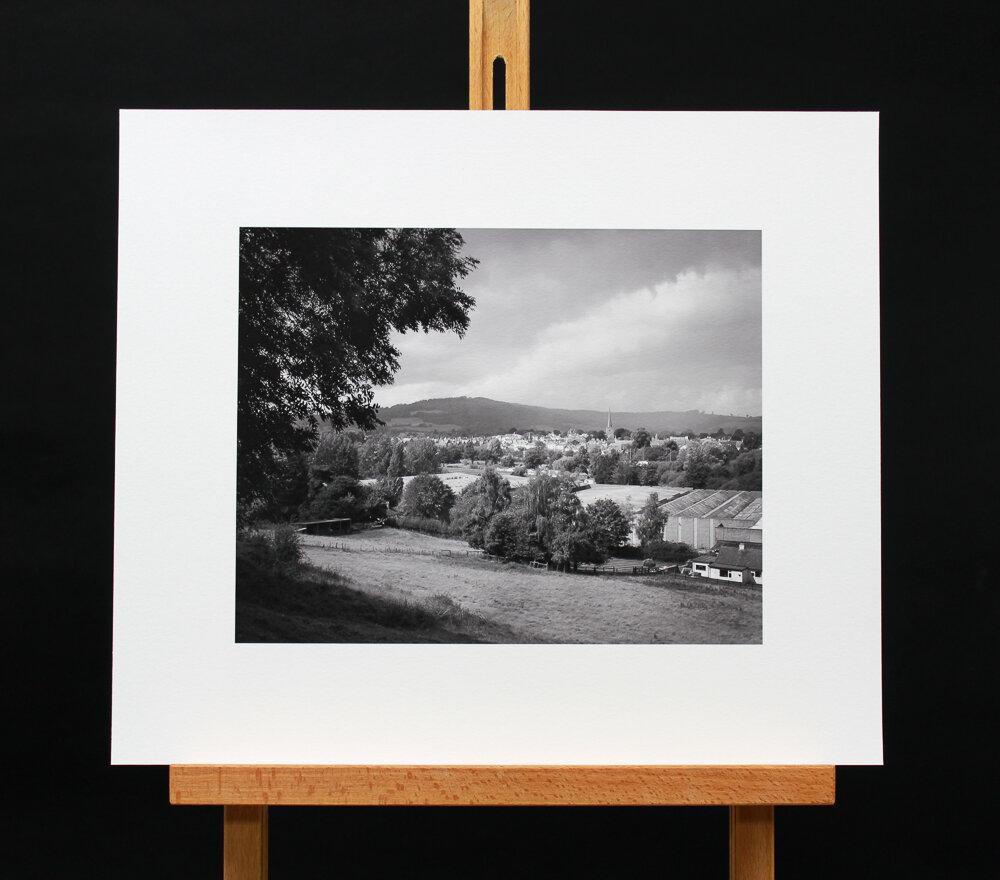 Monmouth View print