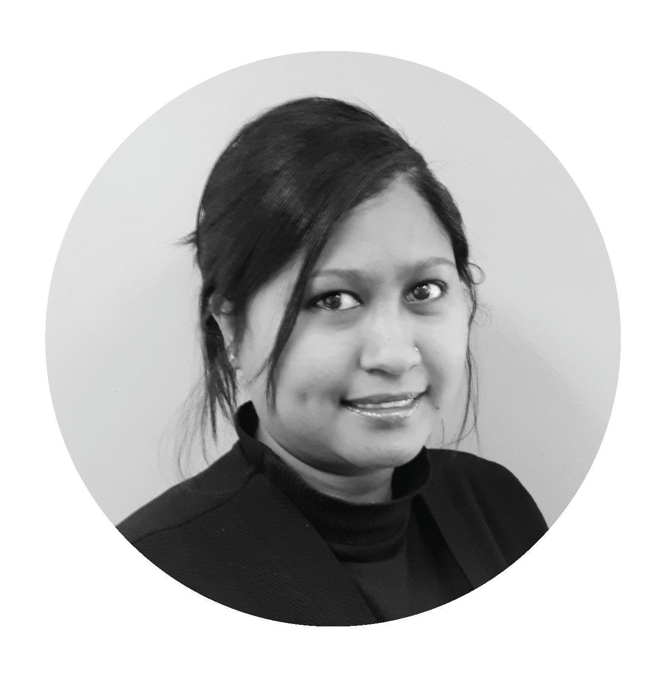 Natasha Simon - Marketing Manager