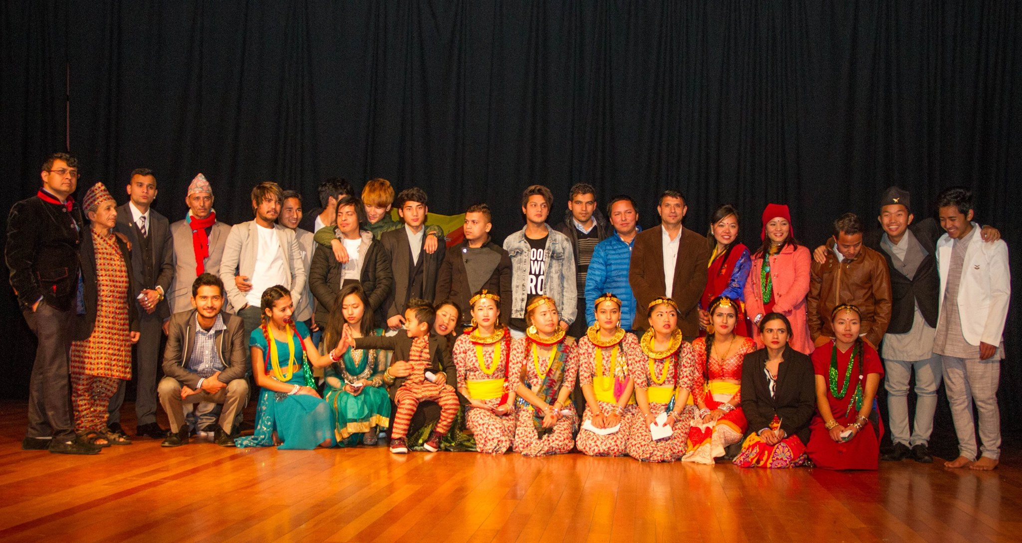 The Bhutanese Society of Christchurch (BSC), which organised its own Teej festival on September 3, had also organised the first-ever Bhutanese Nite [Bhutani Sanjh] in Christchurch recently. Held at Elmwood School Auditorium, the Nite was attended by over 300 Bhutanese living in the Garden City. (picture courtesy: BSC)