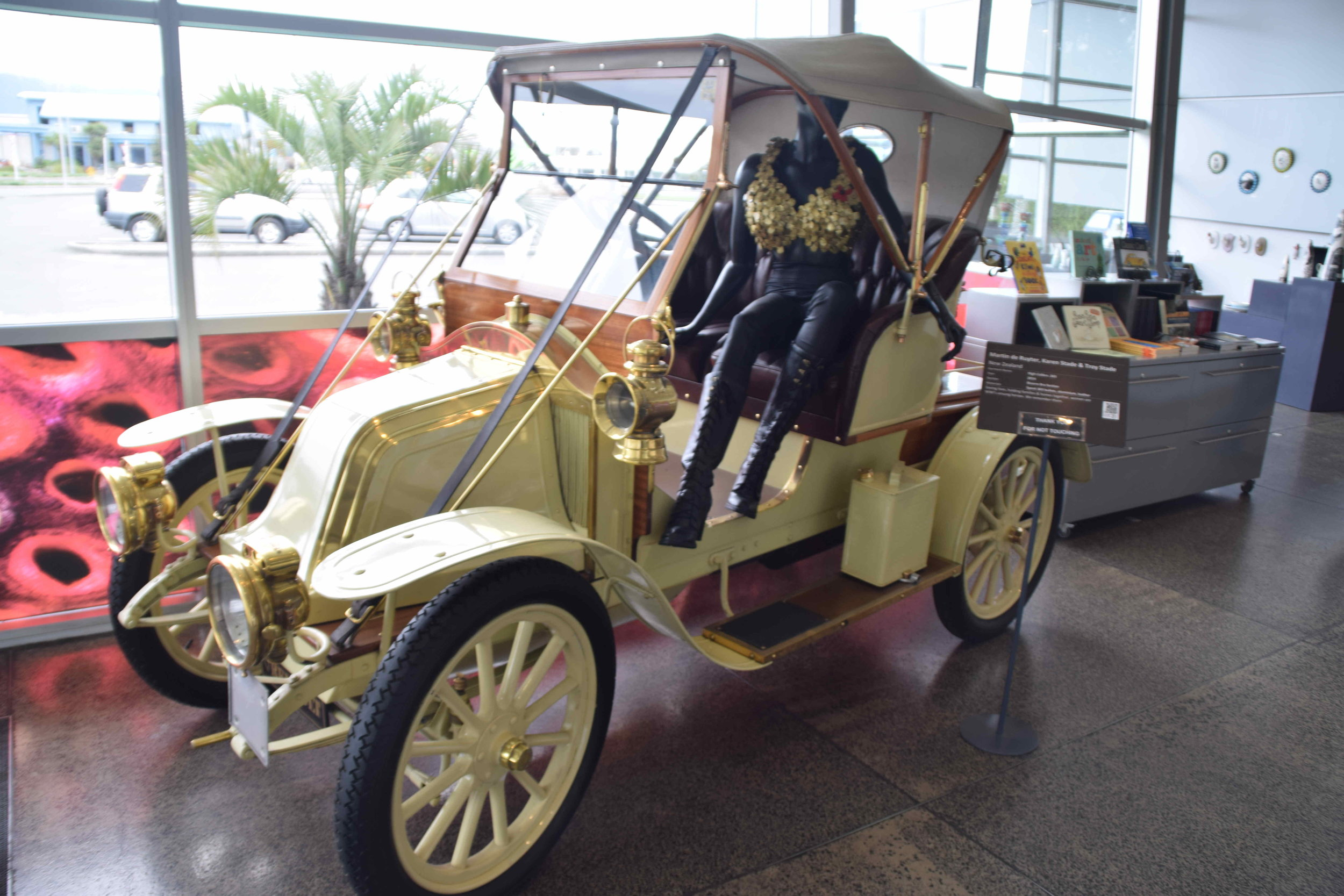 The National WOW Museum & Nelson Classic Cars Museum