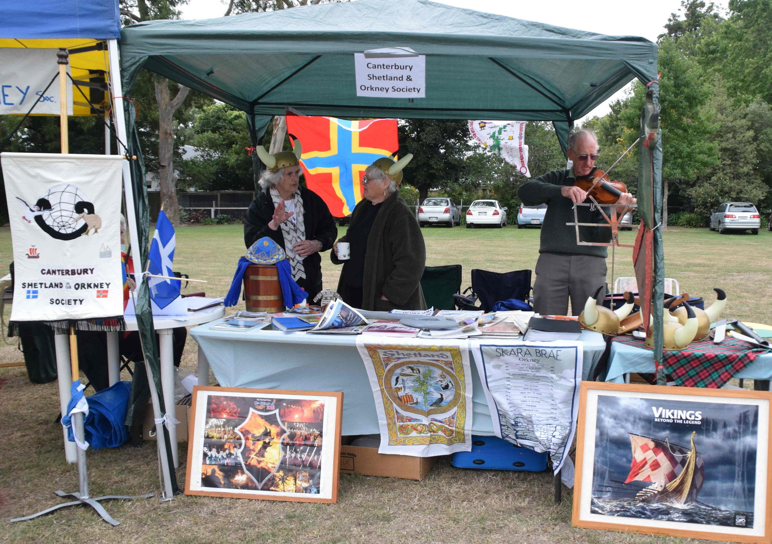Canterbury Shetland and Orkney Society