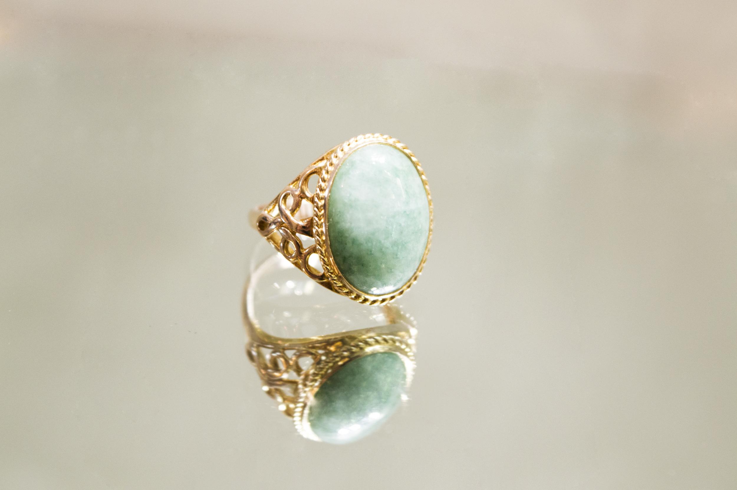 9ct Stone Ring
