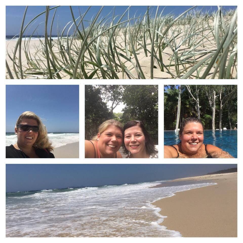 Plus Size Adventures in Byron Bay