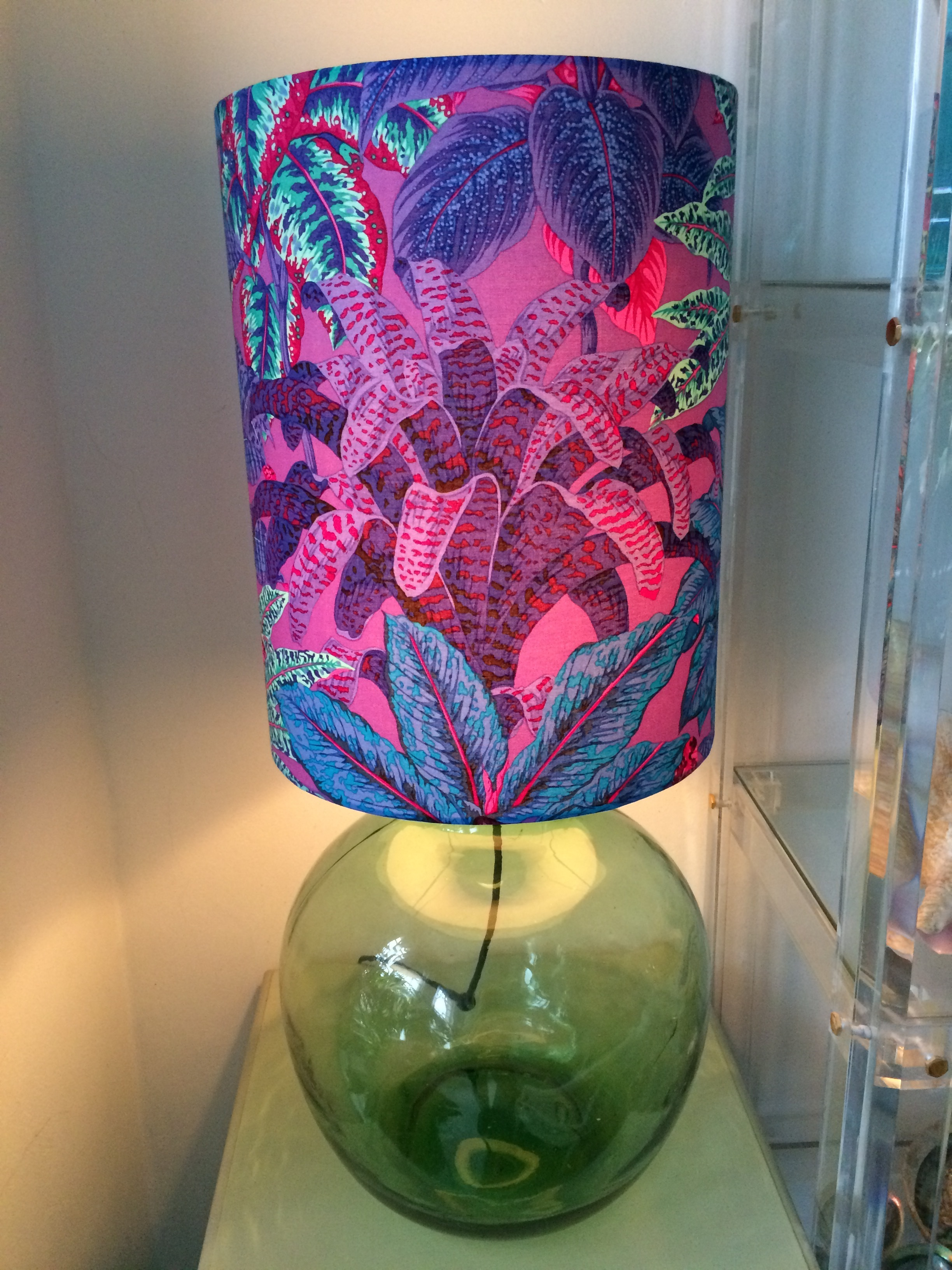 Rob's houseplant lamp