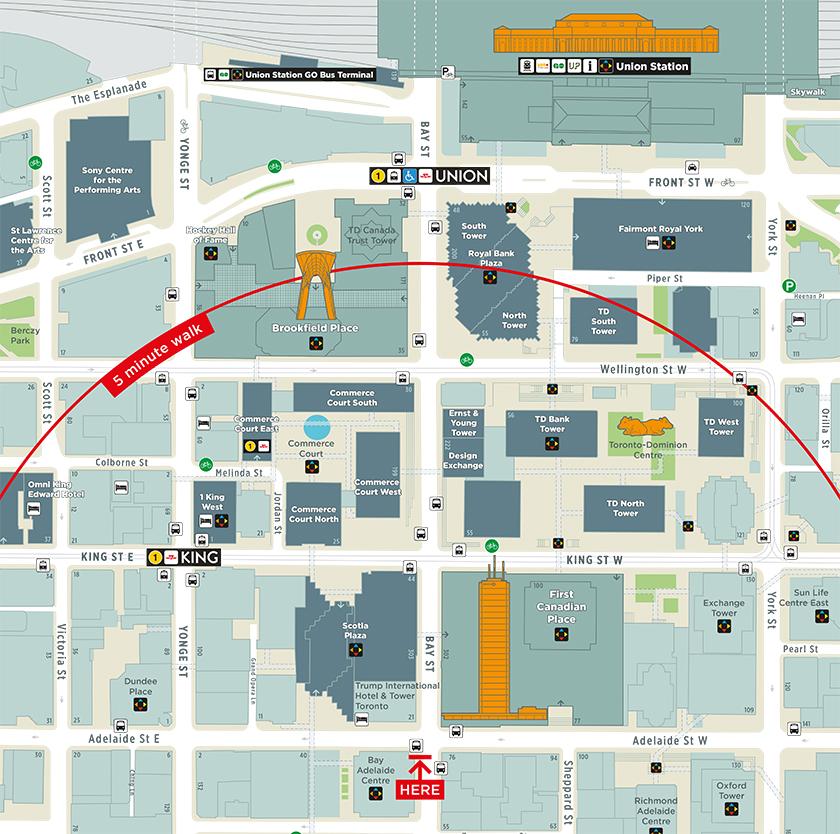 TO360 pedestrian map crop