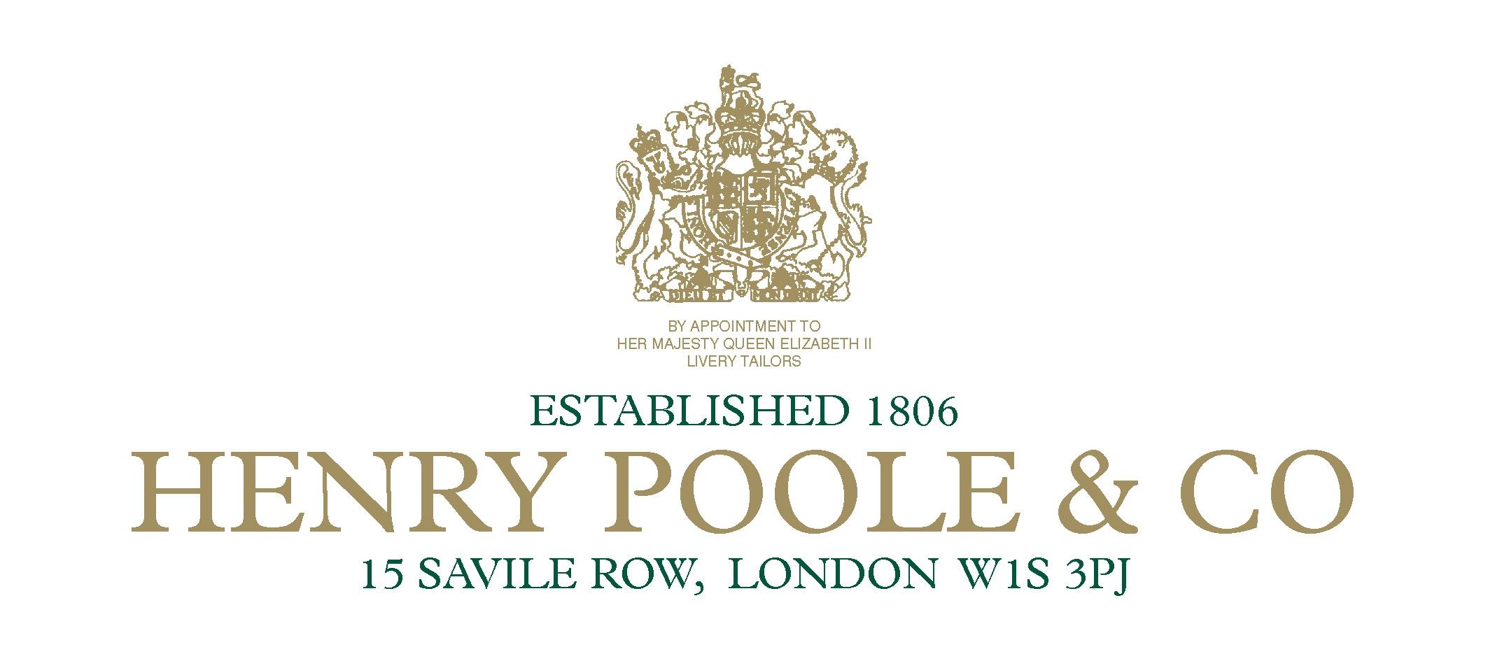 Henry Poole Colour logo