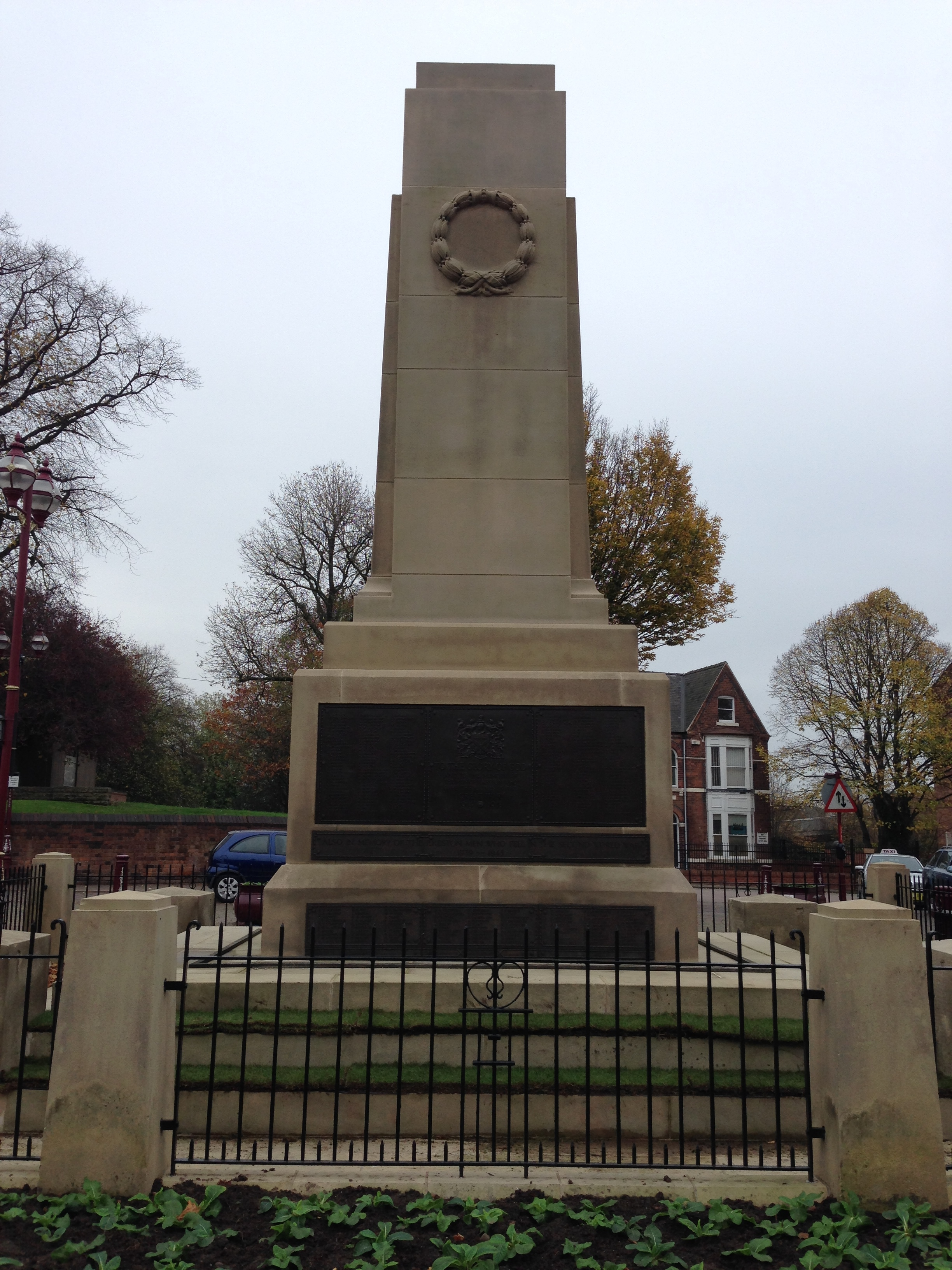 Ilkeston Cenotaph