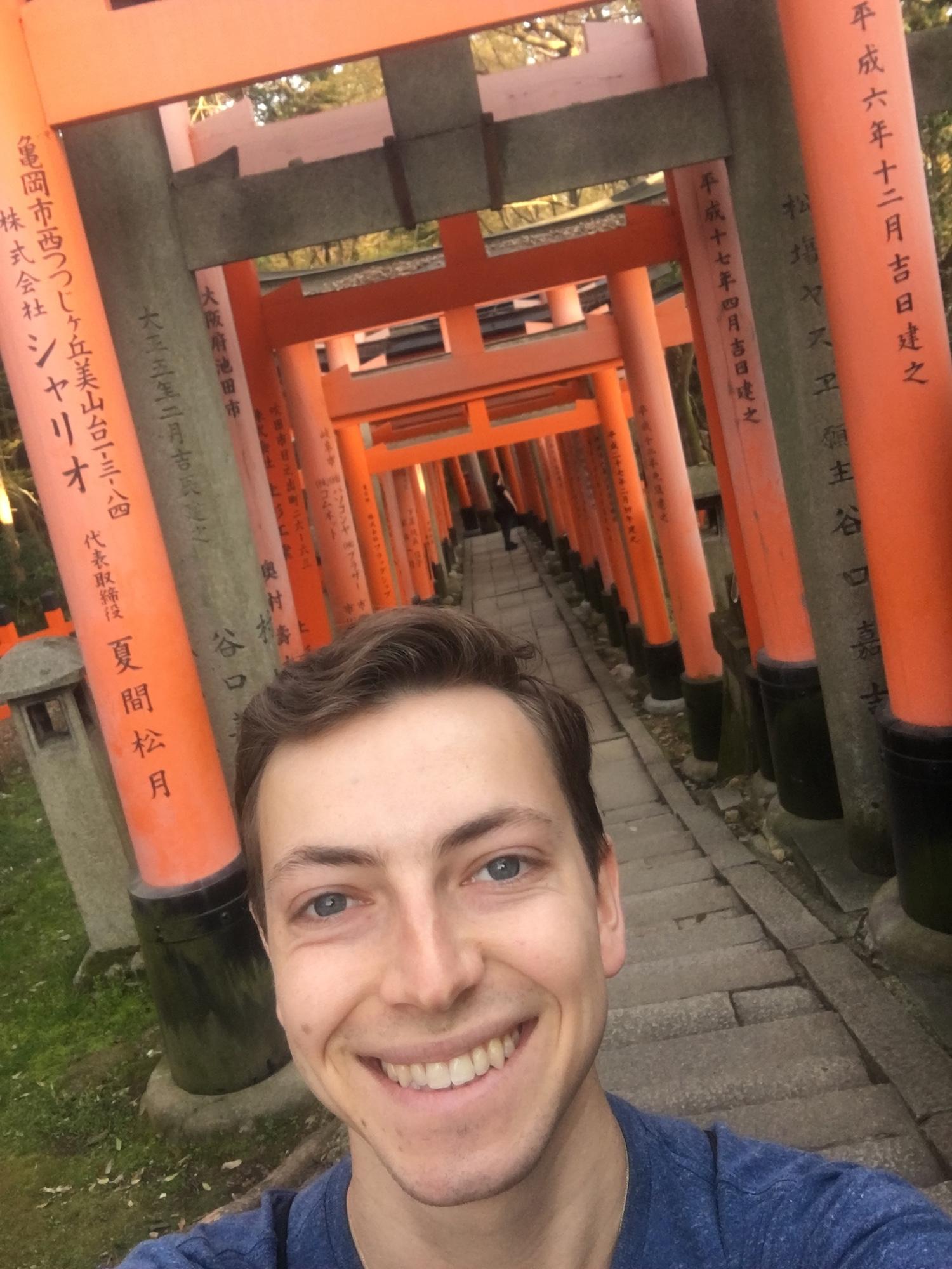 Fushimi Inari Gates