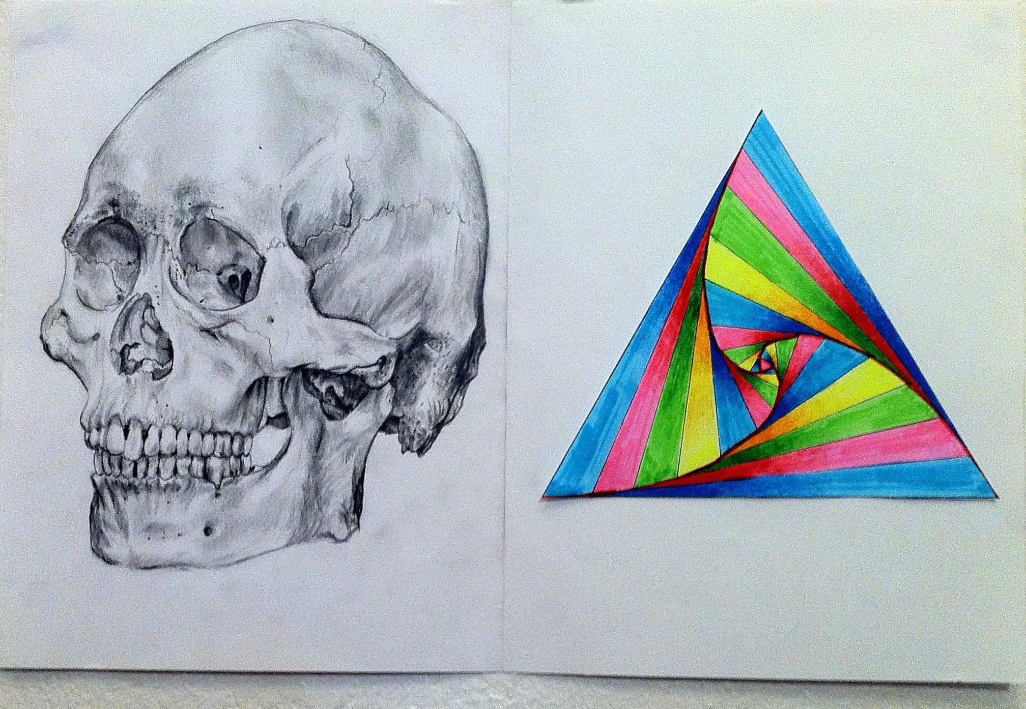drawings by Gabriel