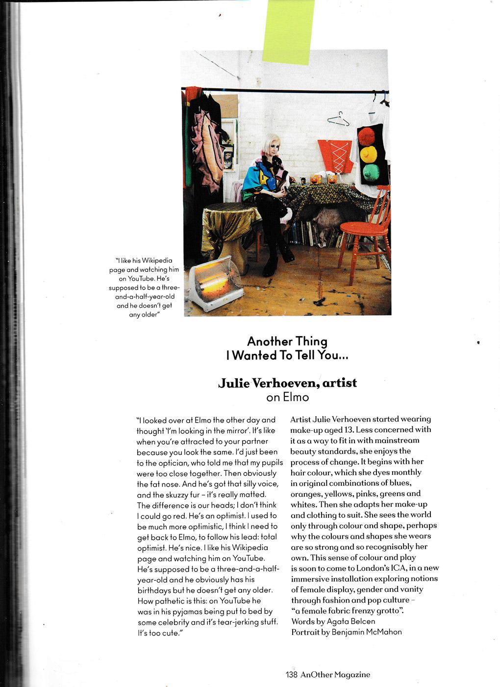 JulieVerhoeven_AnotherMagazine