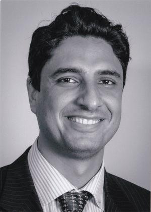 Dr Homayoun (Homi) Zargar  MBChB FRACS(Urol)