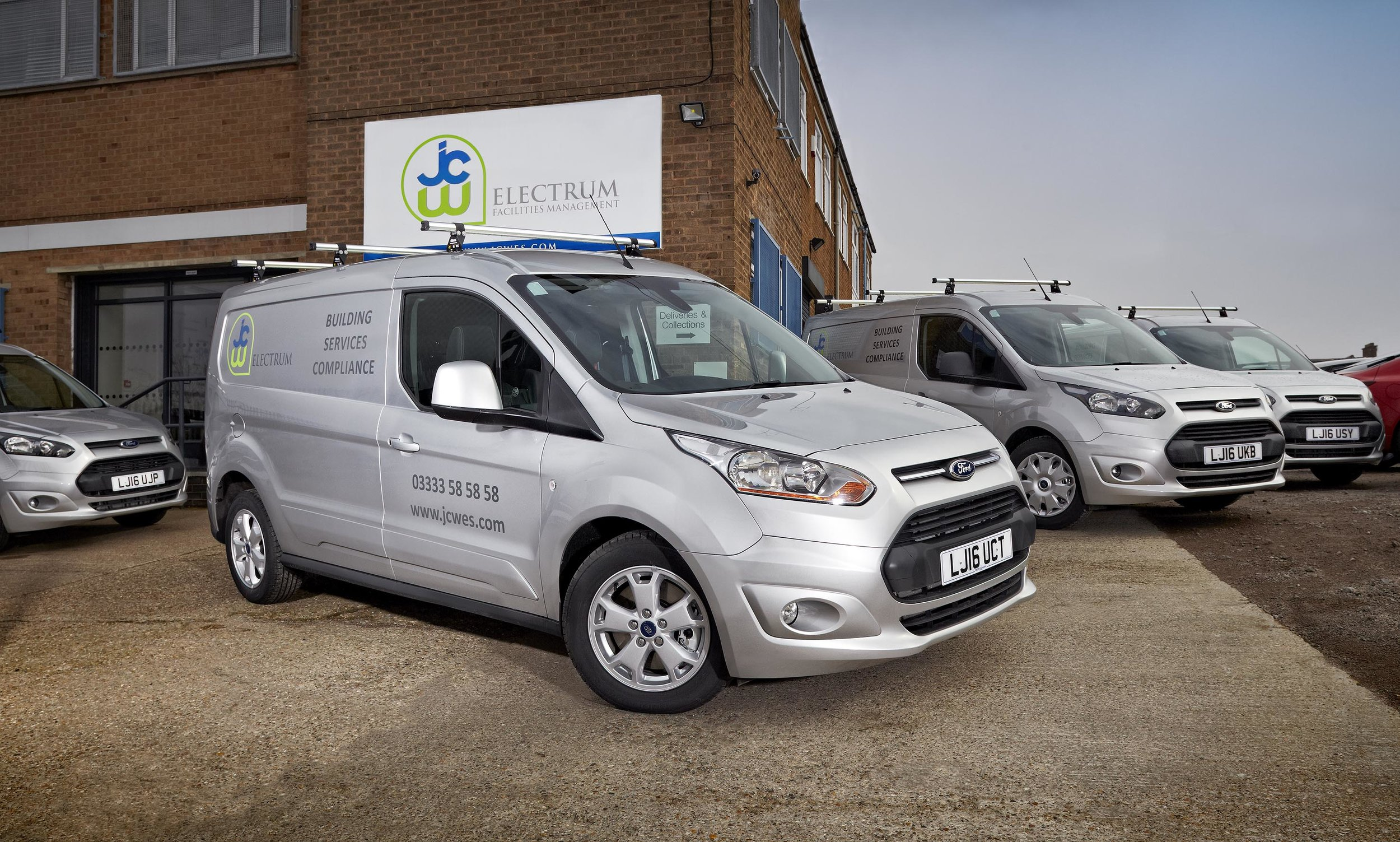 new van delivery may 2016
