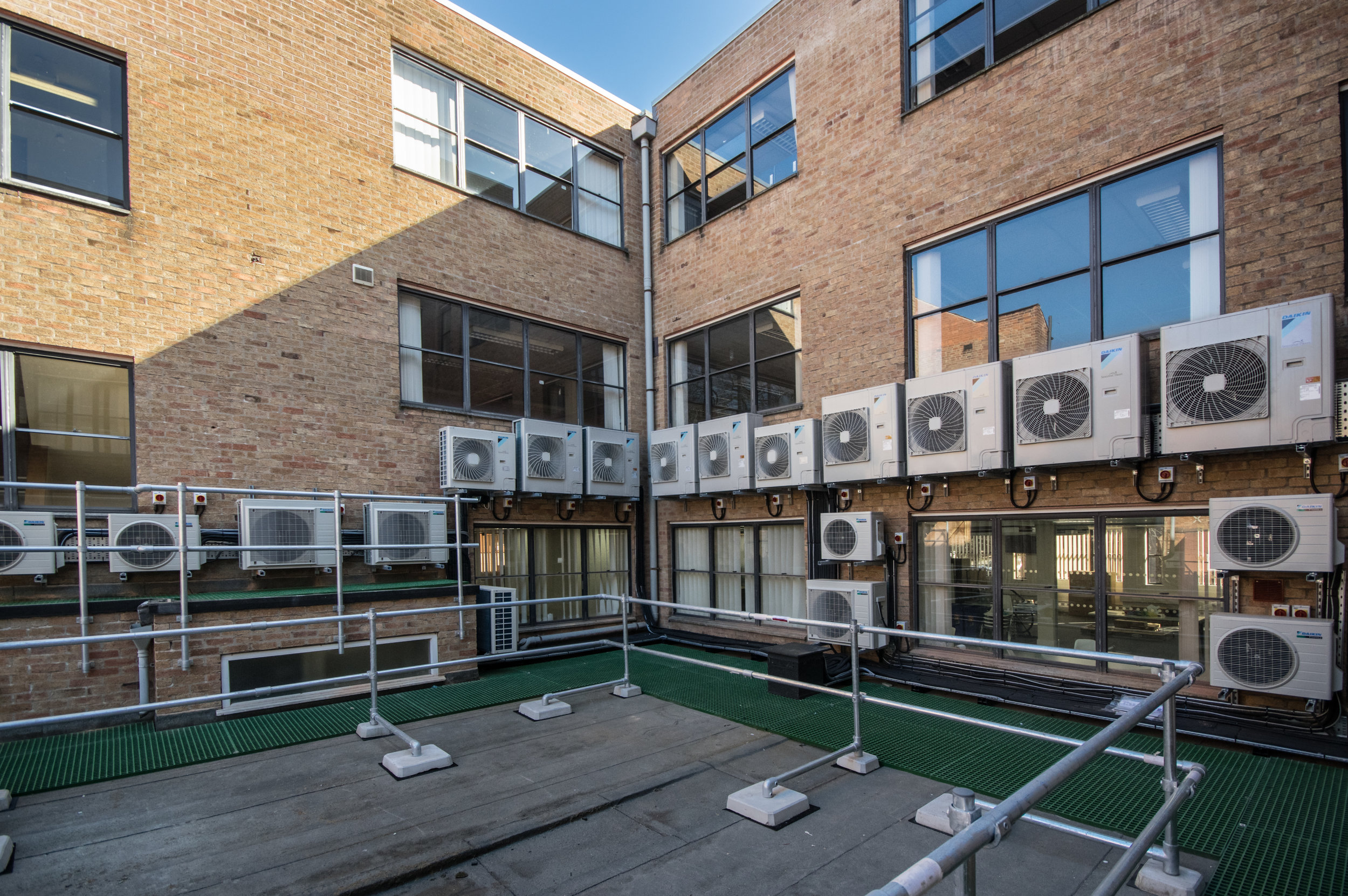 Leicester Mercury Air Conditioning Installation