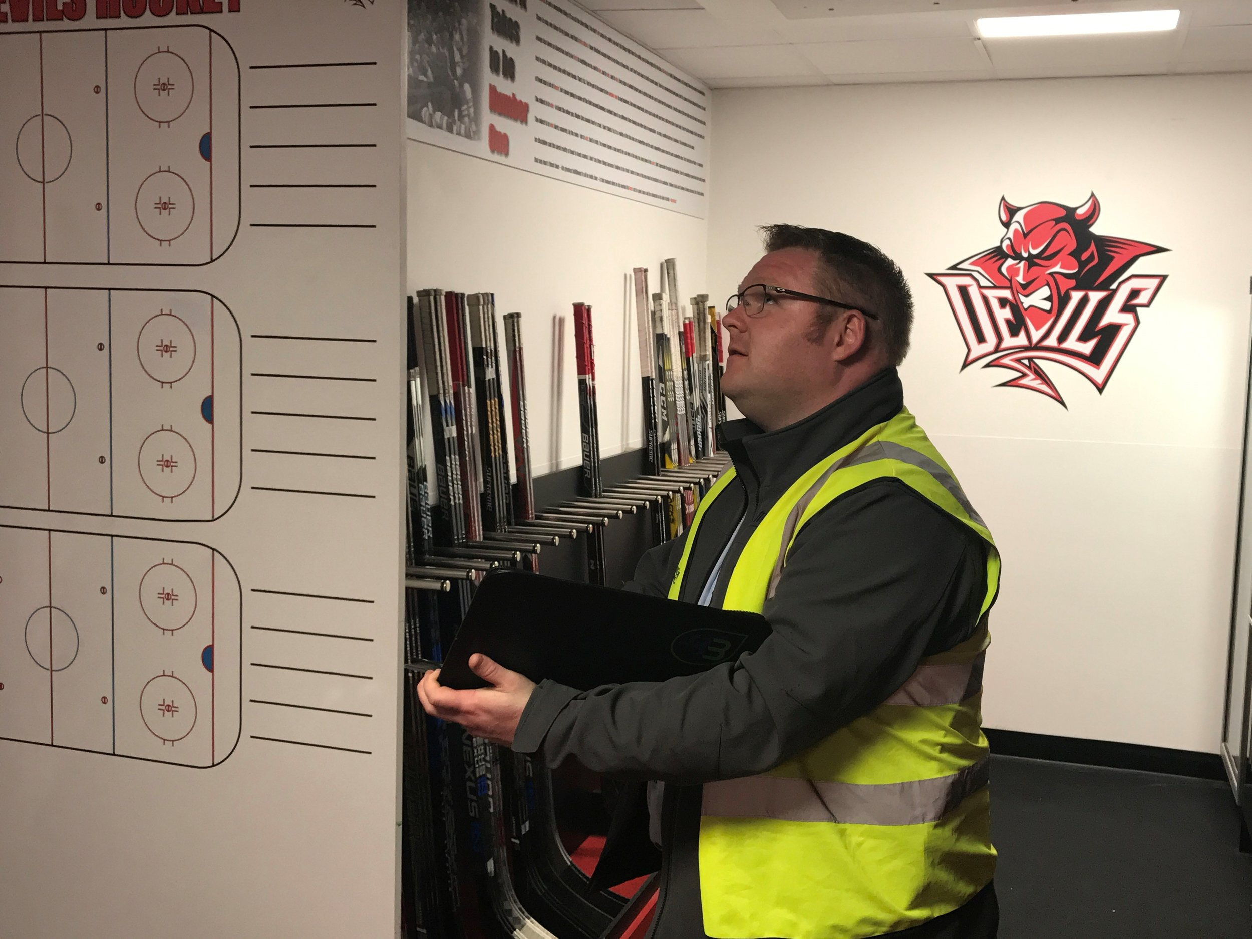 Cardiff Devils Ice Hockey