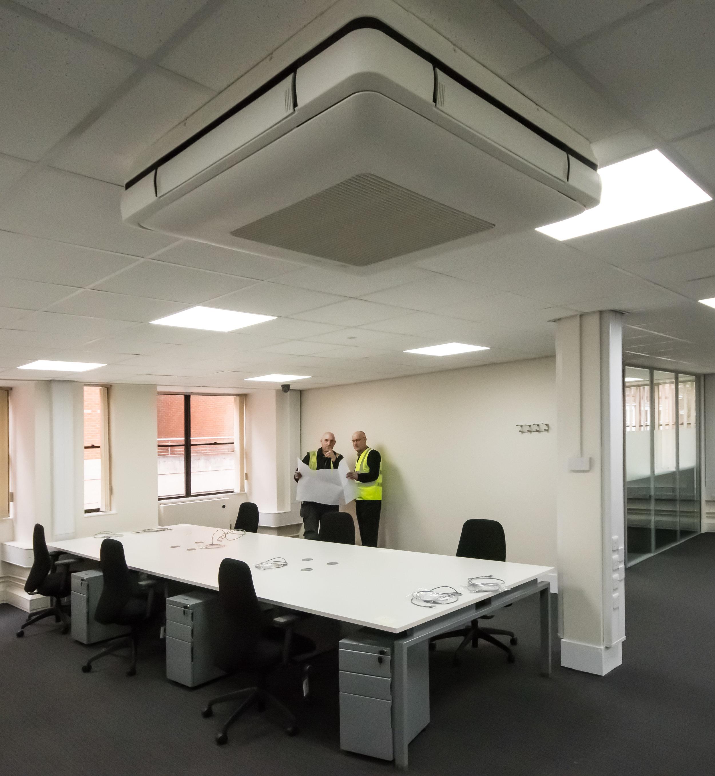 HVAC Installation Leicester Mercury