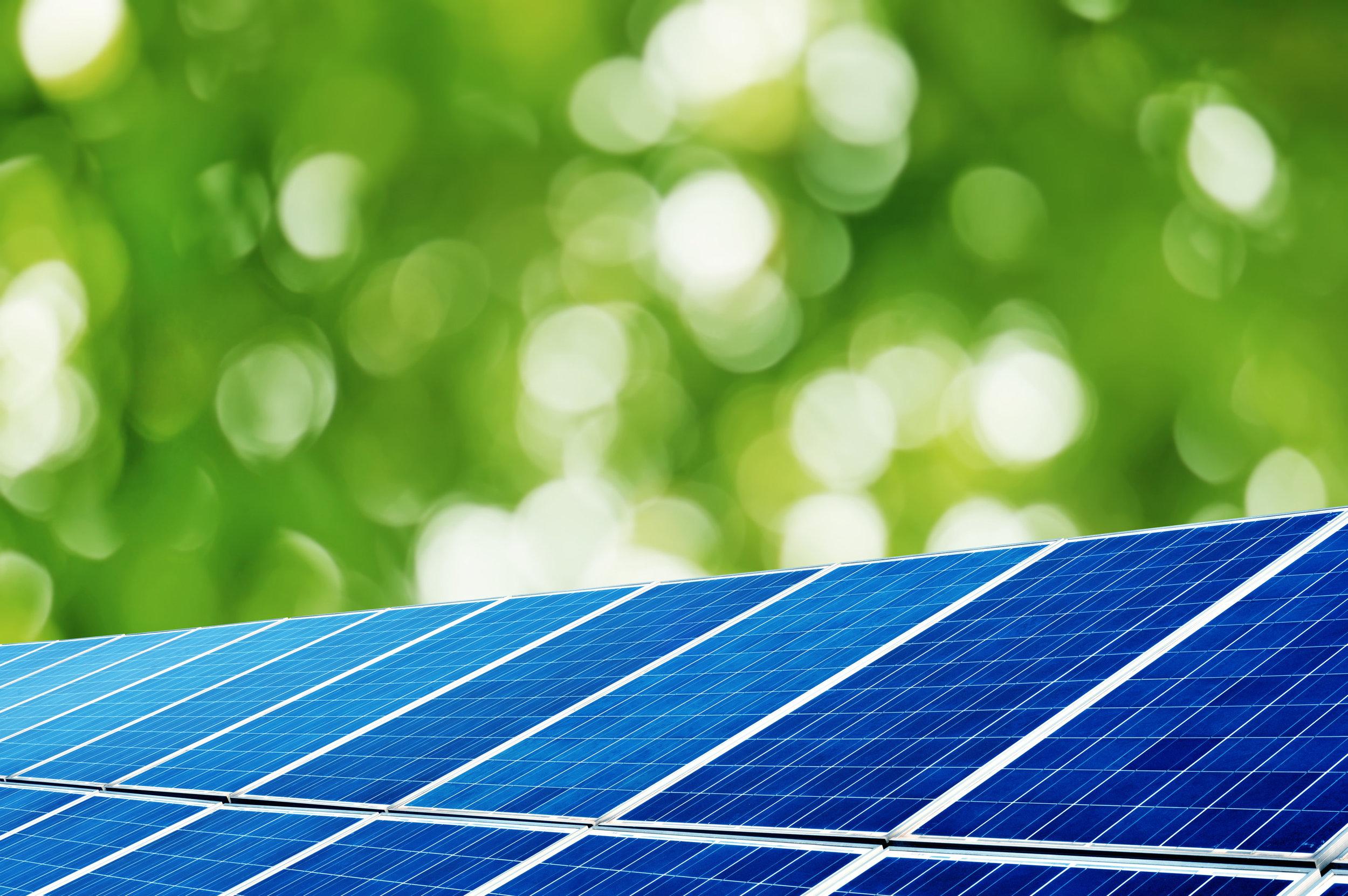 Solar PV renewable energy JCW energy