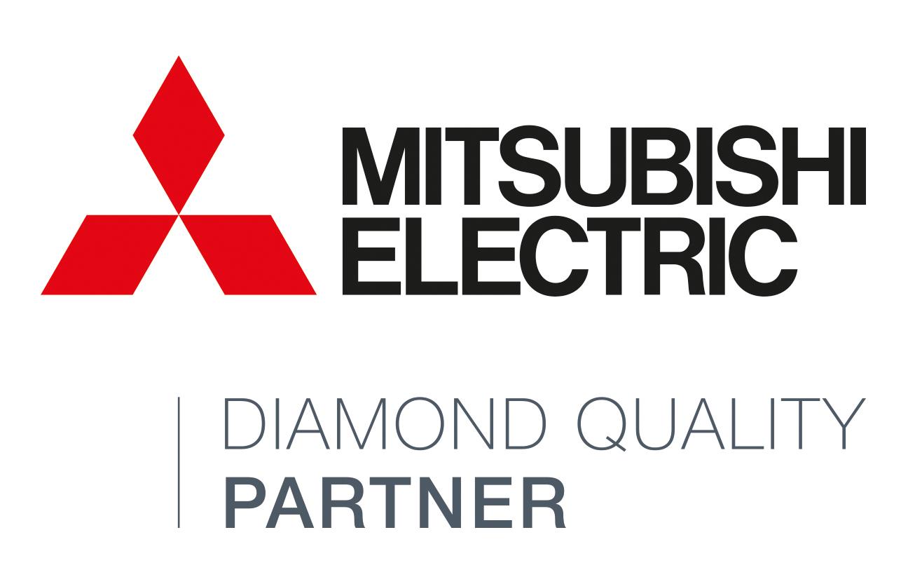 Mitsubishi Diamond Quality Partner Logo