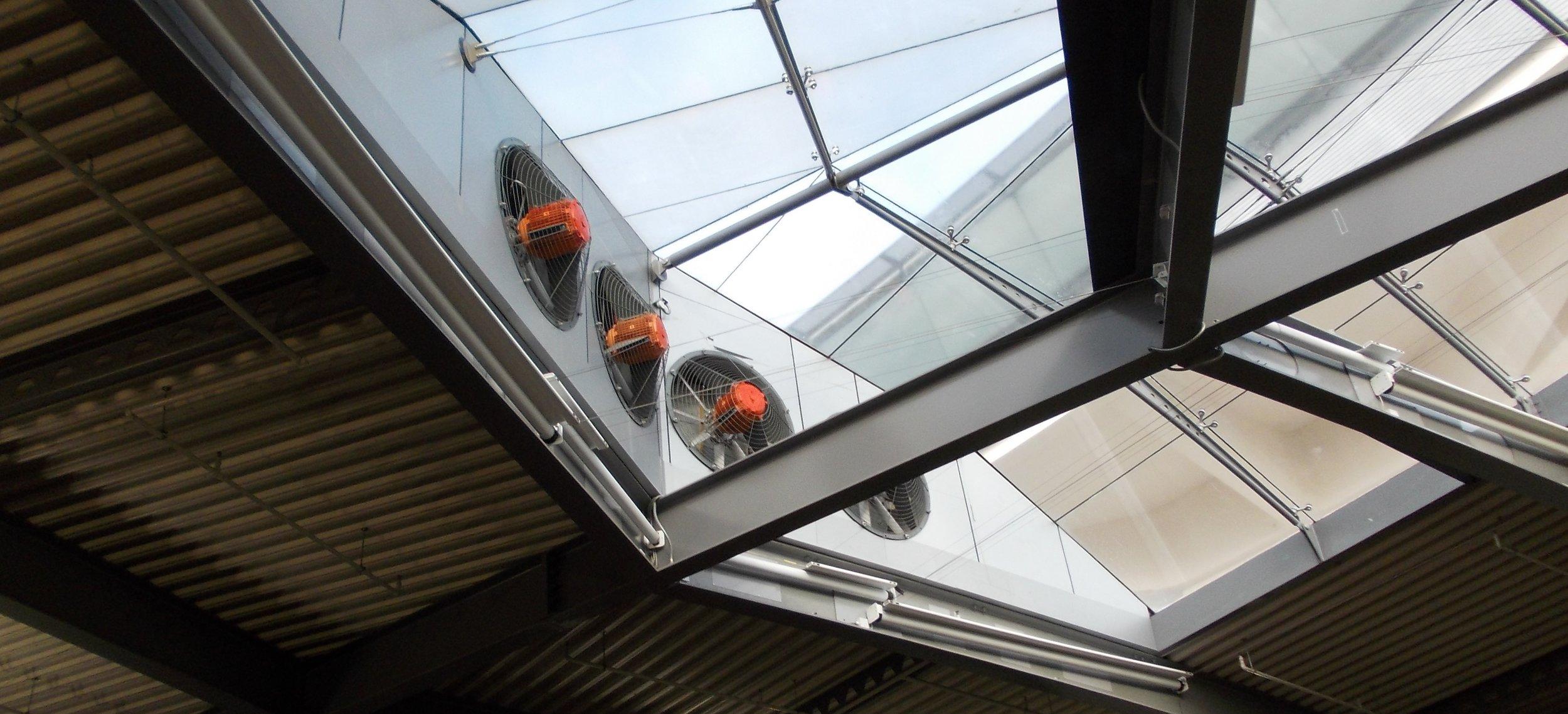 The Ship Gallery Ventilation Maintenance