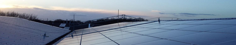 Commercial Solar PC Installation