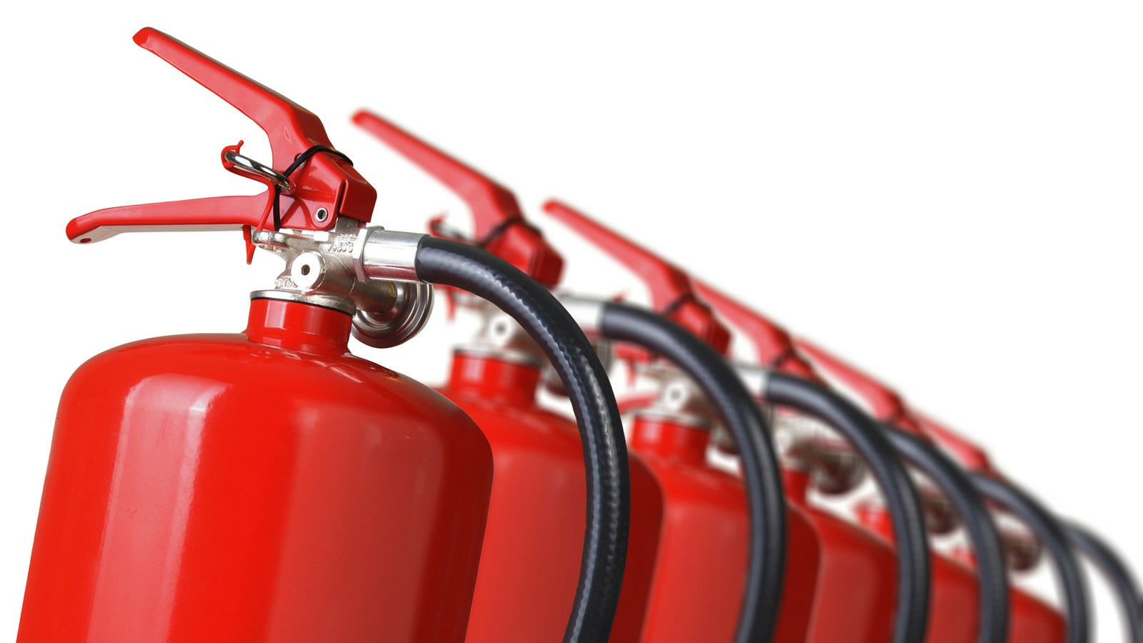 National Fire Extinguisher Installations - M&E Building Compliance