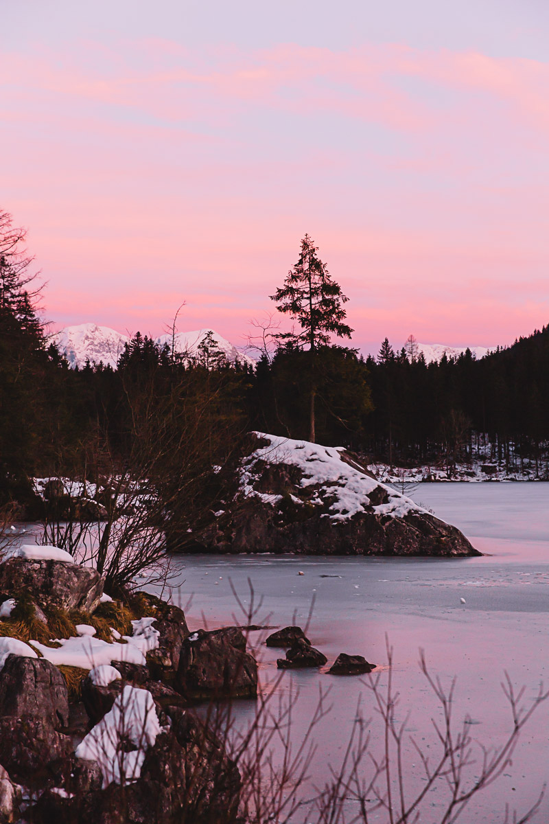 Bronwyn_Townsend_Hintersee_Sunset