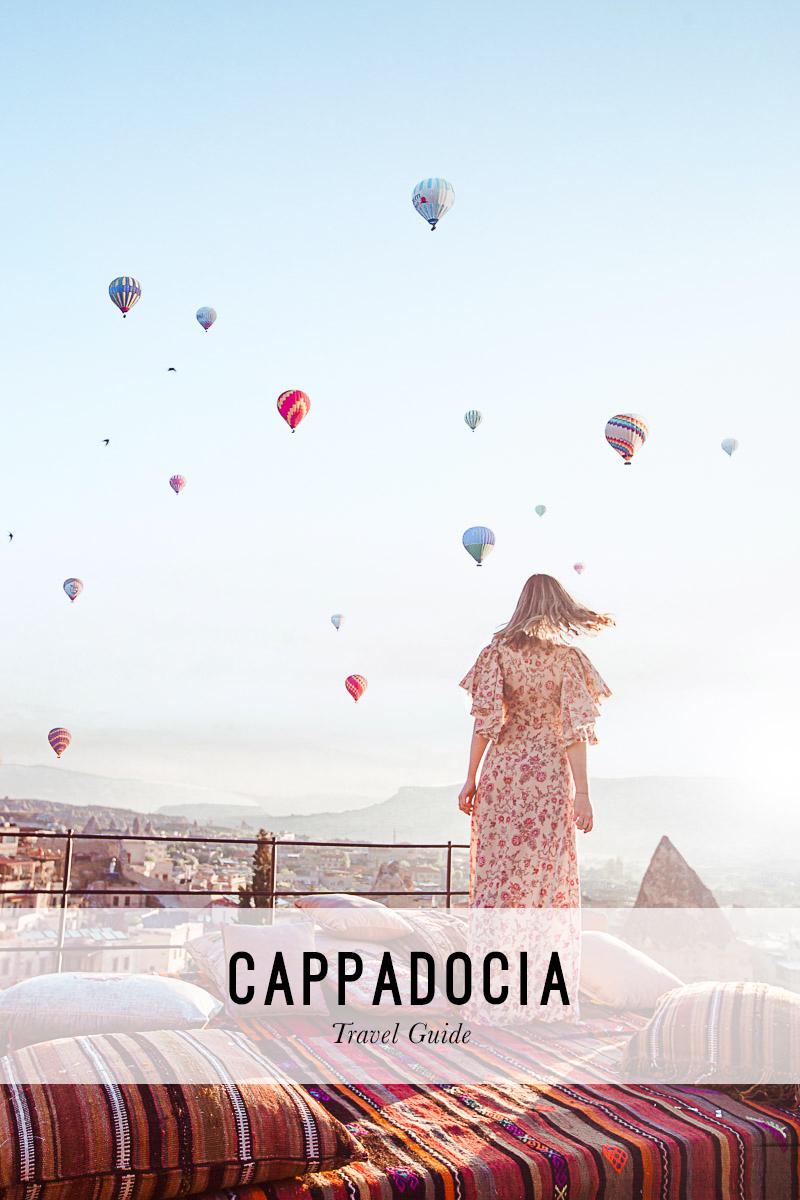 Bronwyn Townsend Cappadocia guide