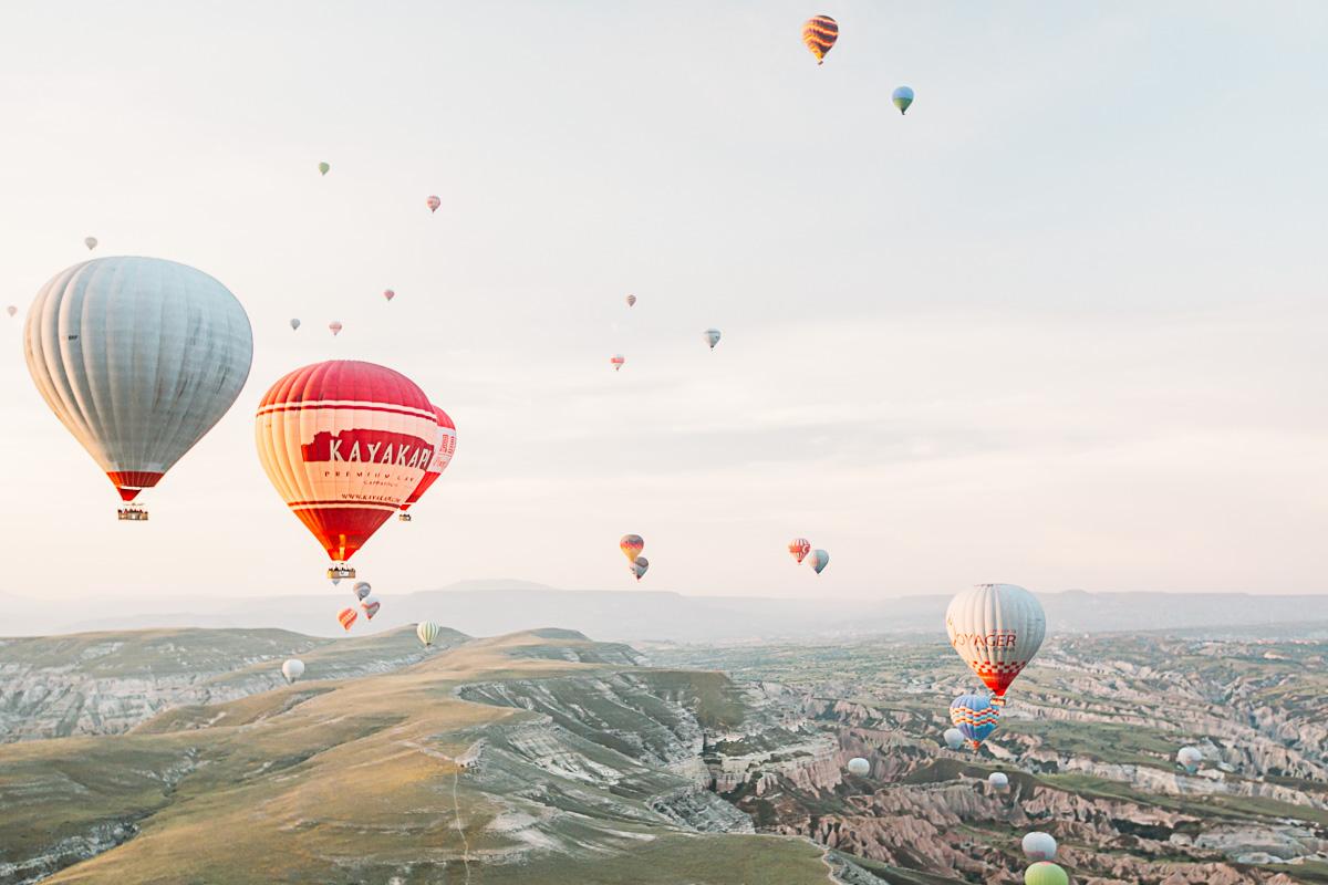 Bronwyn Townsend Cappadocia Balloons