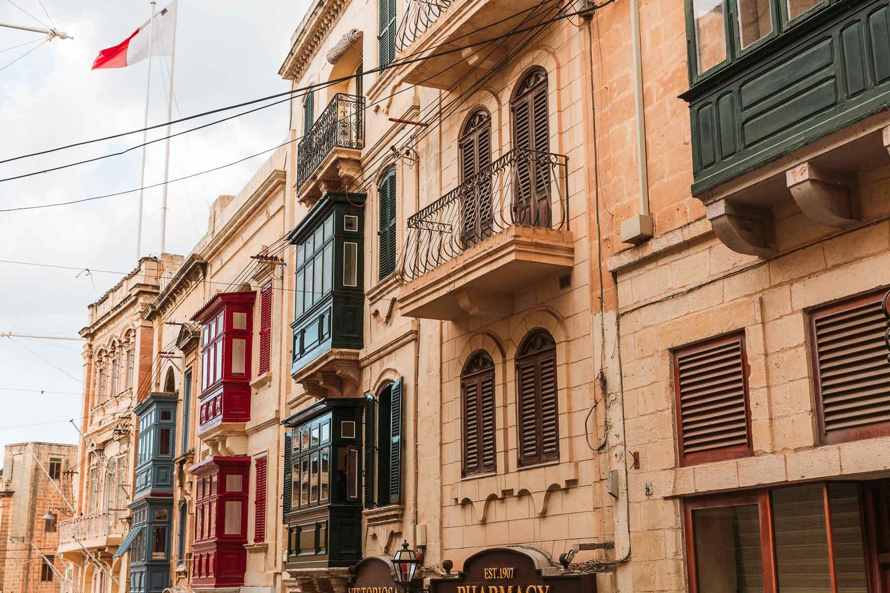Malta Vittoriosa Bronwyn Townsend