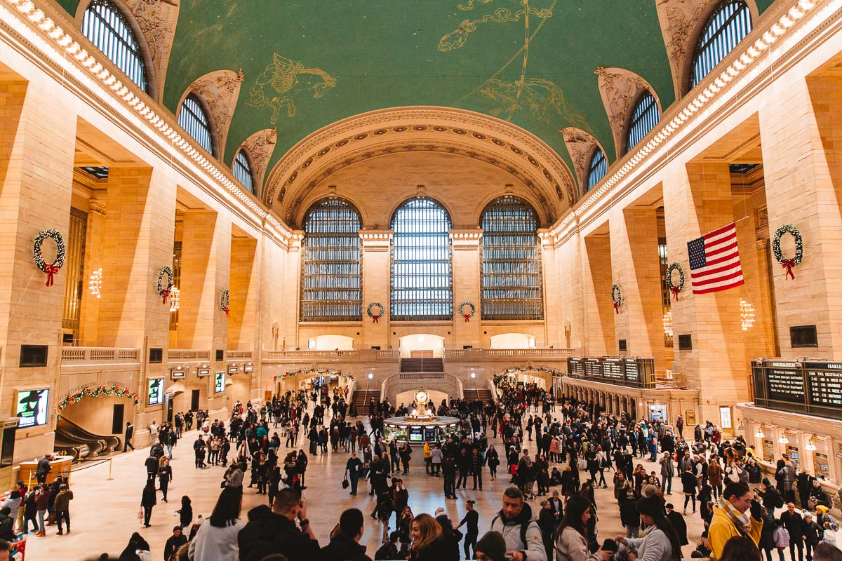 Grand Central Station Bronwyn Townsend