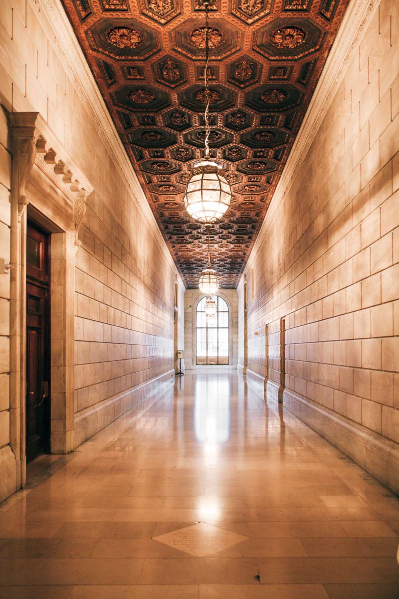 New York Public Library Bronwyn Townsend
