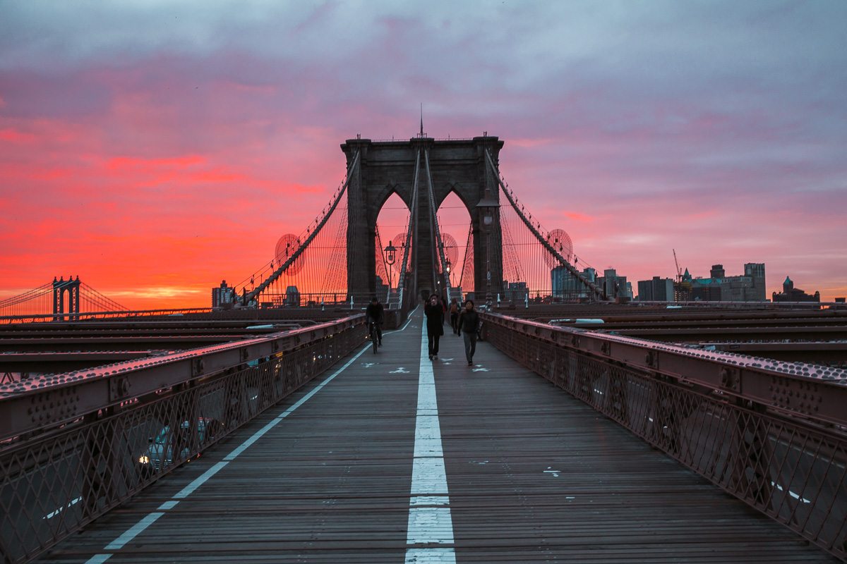 Brooklyn Bridge Bronwyn Townsend