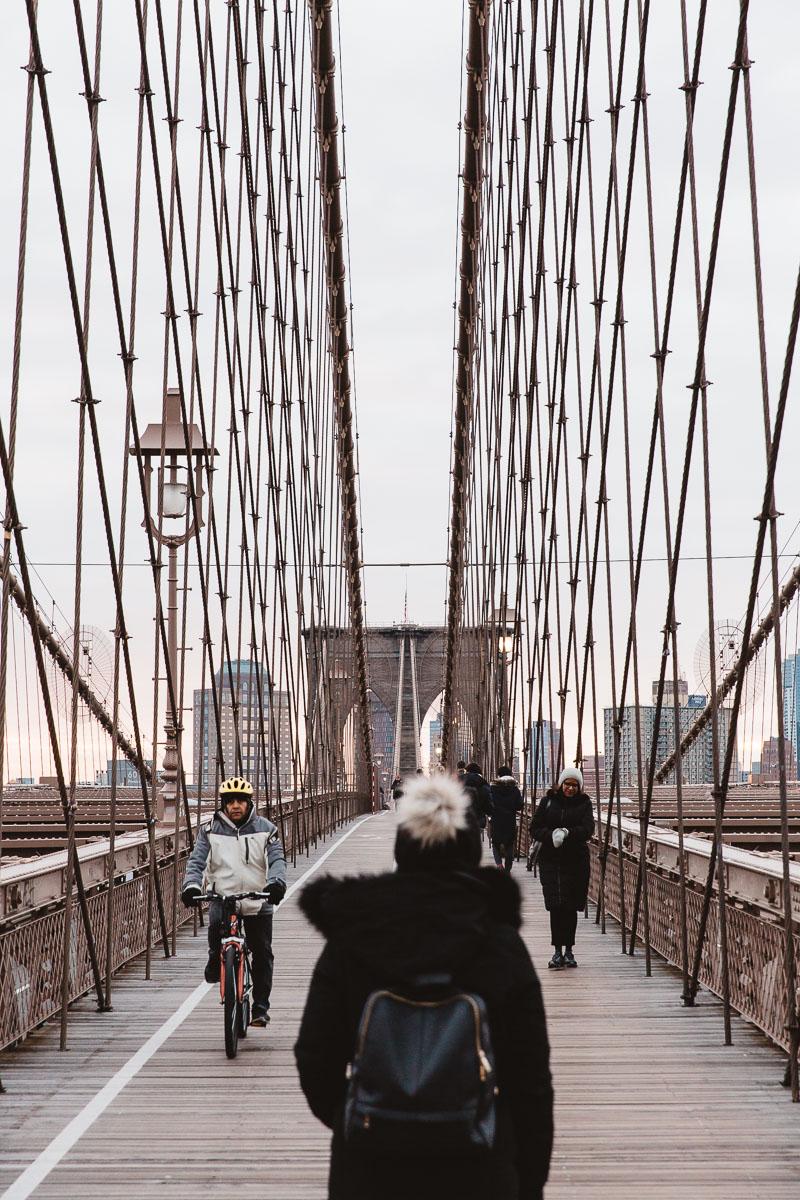 Bronwyn Townsend Brooklyn Bridge