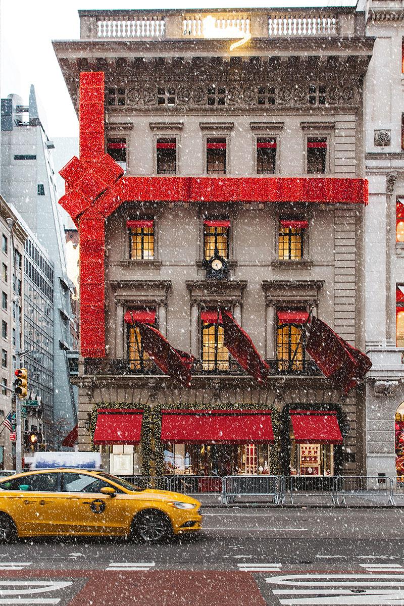 Cartier NYC Bronwyn Townsend