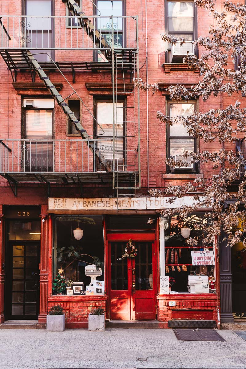 Soho NYC Bronwyn Townsend
