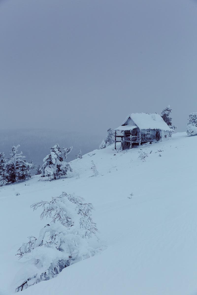 Finland Santas Cabin Bronwyn Townsend