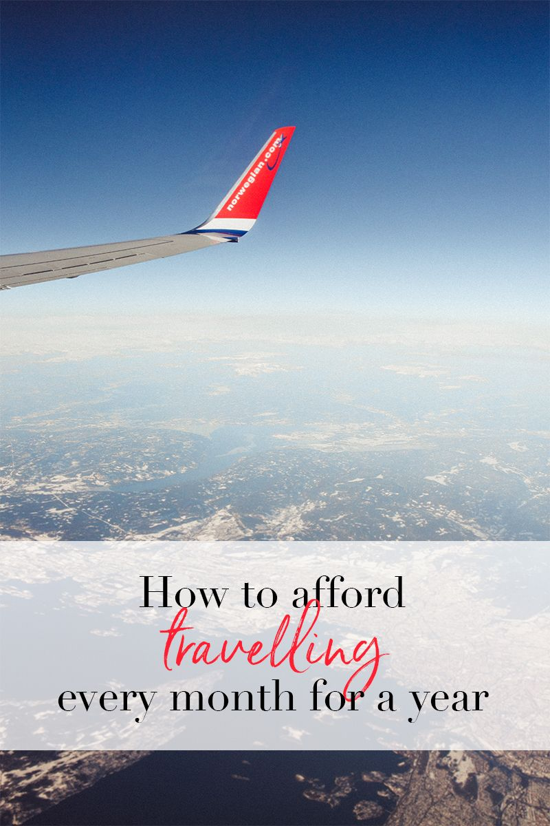 Tips for budgeting regular travel - Bronwyn Townsend