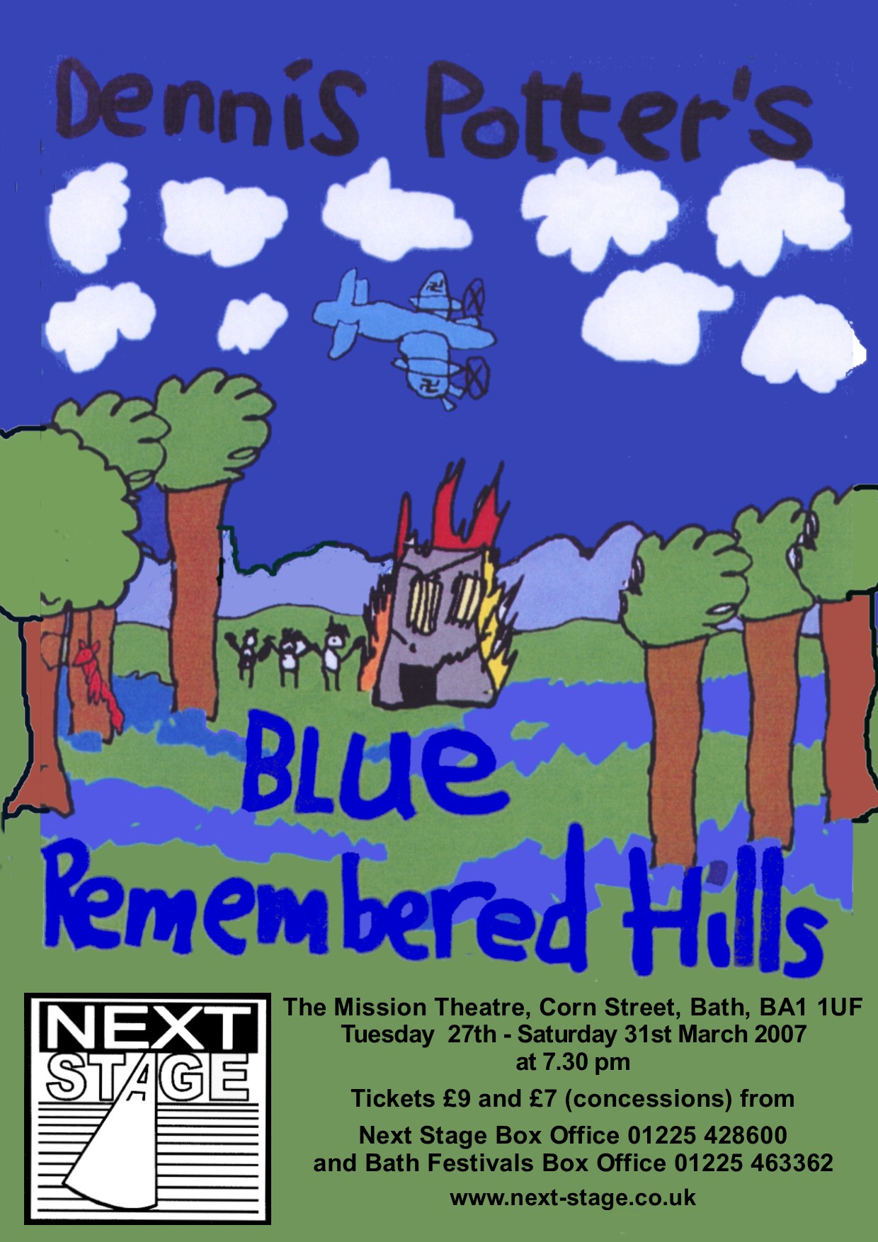 blue remembered hills A4 poster.jpg