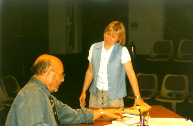 Oleanna (1997)