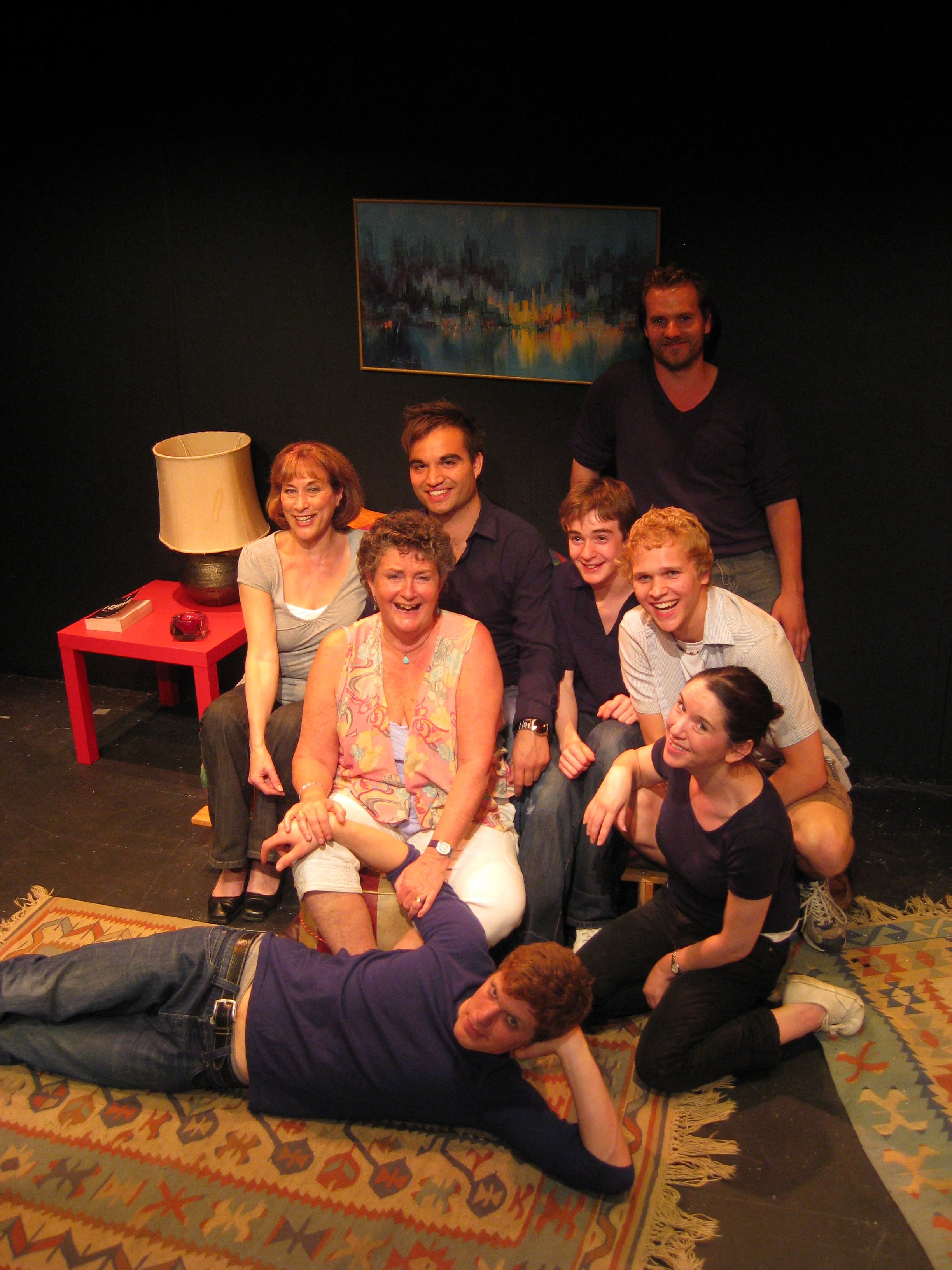 The Cast and Crew of Torch Song Trilogy (2009)
