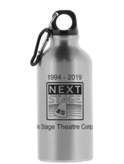 Next Stage 25th Anniversary drinks bottle - £8