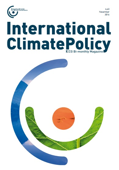 Clean energy fundamental in climate long-term strategies, International Climate Policy, Energy Policy. International Centre for Climate Governance