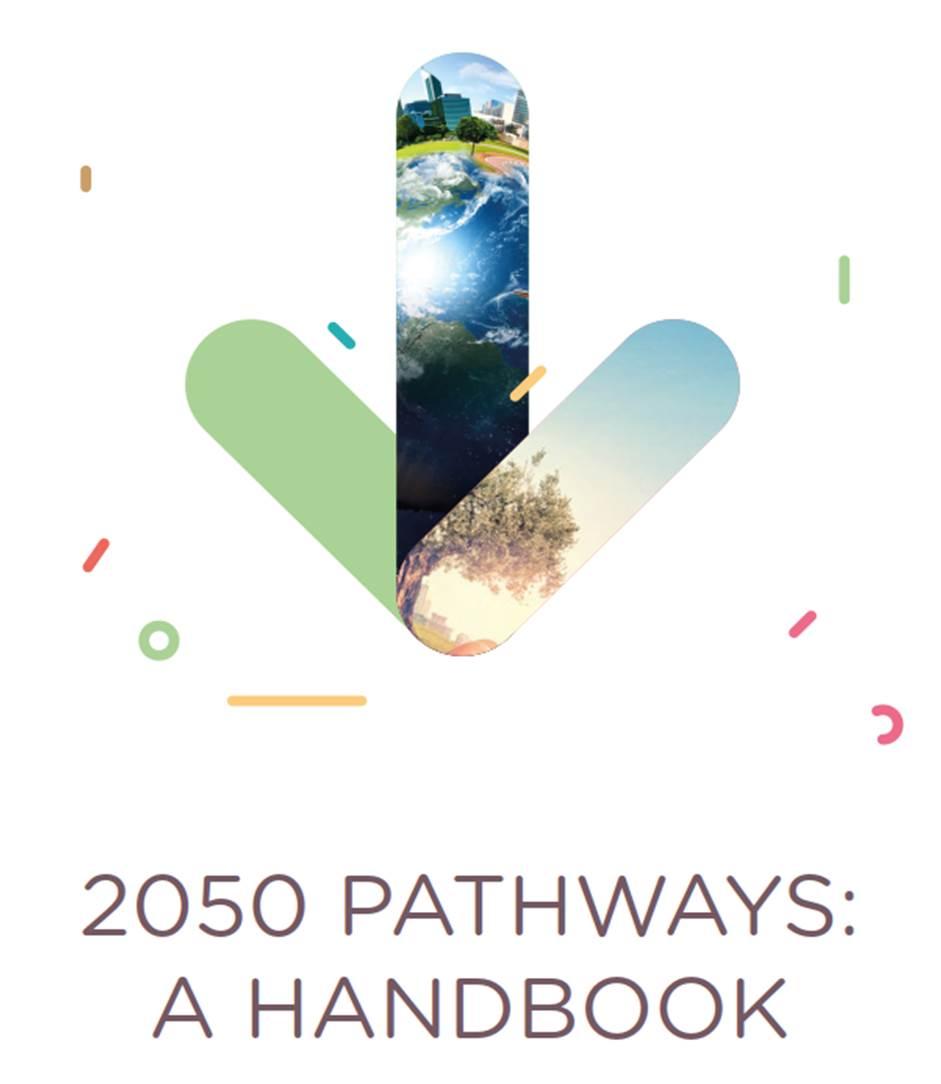 2050 Pathways handbook